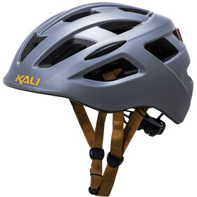 Kali Central Casque de vélo, matte grey